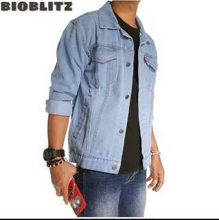 Jacket denim bioblitz
