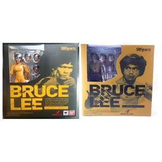 SHF BRUCE LEE GAME OF DEATH FIST OF FURY