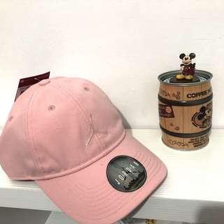 🚚 粉紅色 粉色 Jordan 老帽 英國購入 全新現貨一件 帽 Jordan Nike 刺繡 不撞款 國外帶回 棒球帽