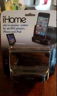 iHome Stereo Speaker System (BNIB)