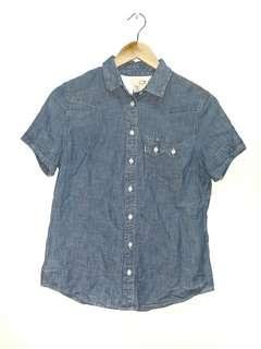 Levis jeans lady top single pocket nice condition