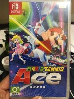 Switch Mario tennis ace