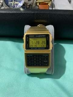 Casio with calculator watch limited