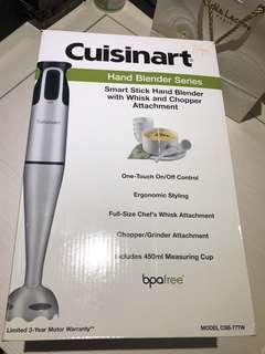 🚚 Cuisinart全方位自動手持式攪拌棒