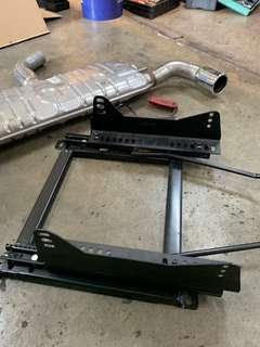 miki railing for Swift sport ZC31S