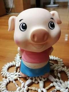 New Piggy bank豬豬錢罌