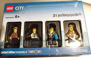 Lego bricktober Minifigures 2017