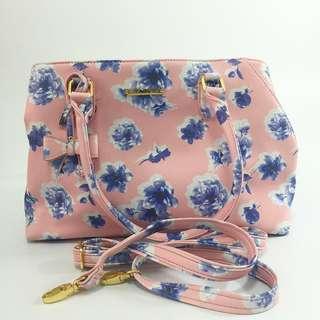 Liz Lisa Two way Floral Bag