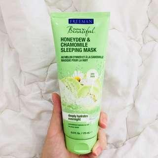 Freeman Honeydew & Chamomile Sleeping Mask