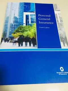 🚚 Personal general insurance fourth edition