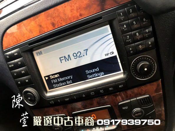 ☎ 0917939750 陳萱【2003 W220 S350 3.7L 總代理】新車400萬!現在只要1X萬... 超值代步車!