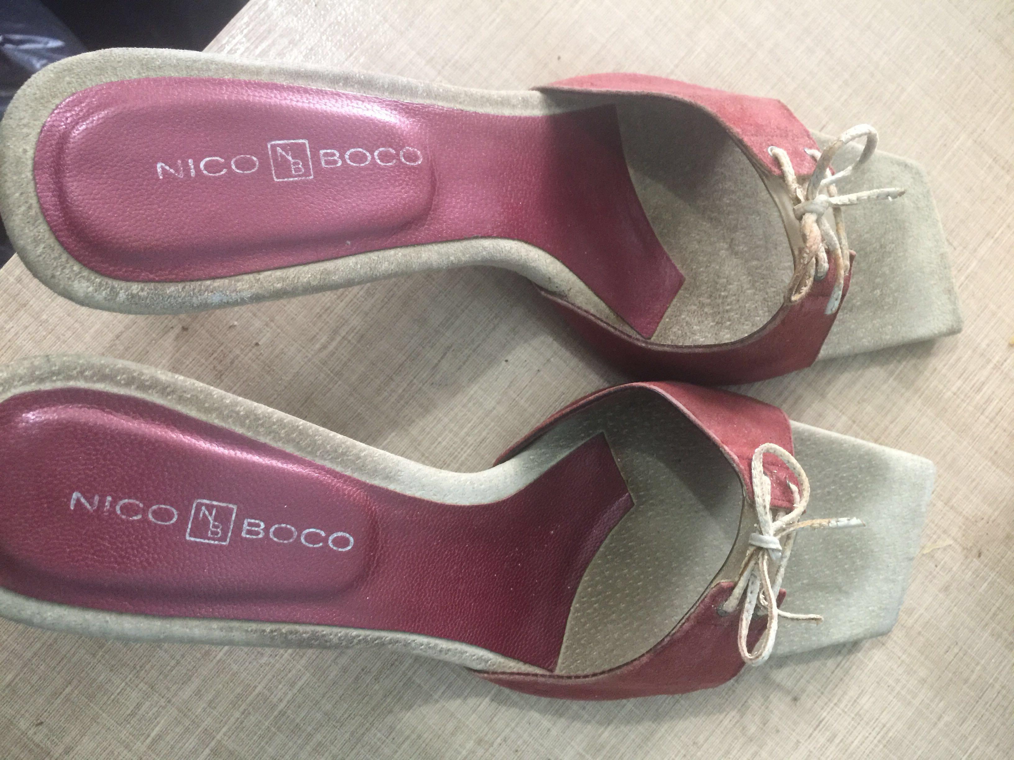 NICOBOCO Shoes