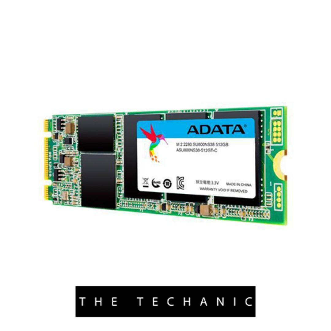 ADATA SU800 M 2 512GB SSD