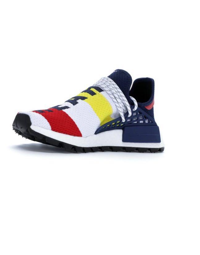 724bd631c09 Adidas NMD Hu Pharrell X Billionaire Boys Club Multi Colour BB9544 ...