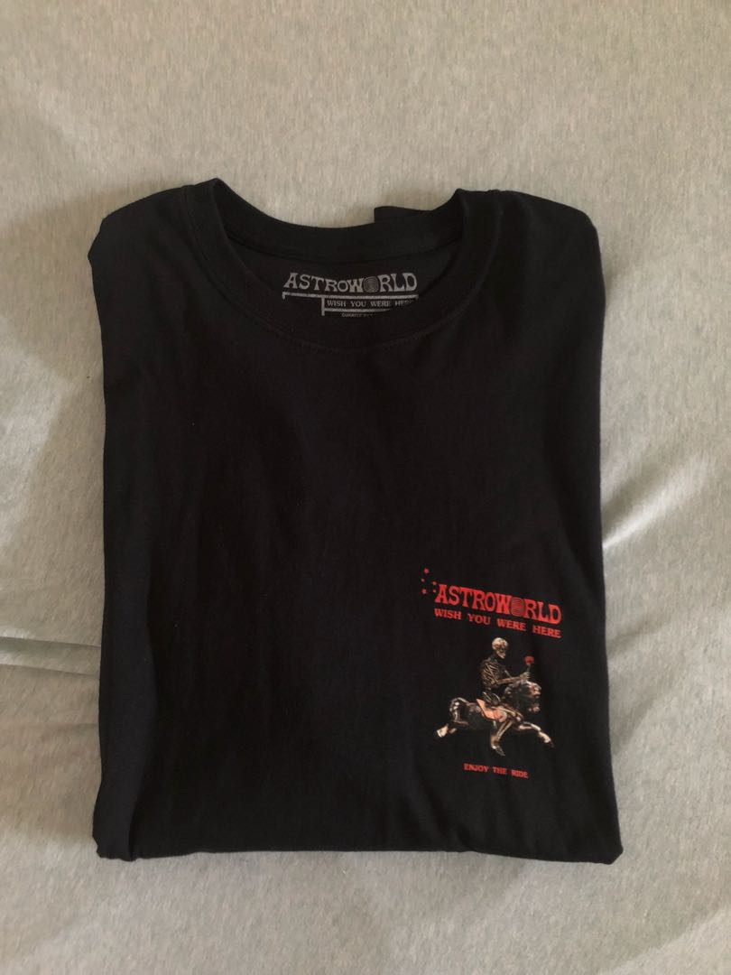 0cad0b90 Astroworld, Men's Fashion, Clothes, Tops on Carousell