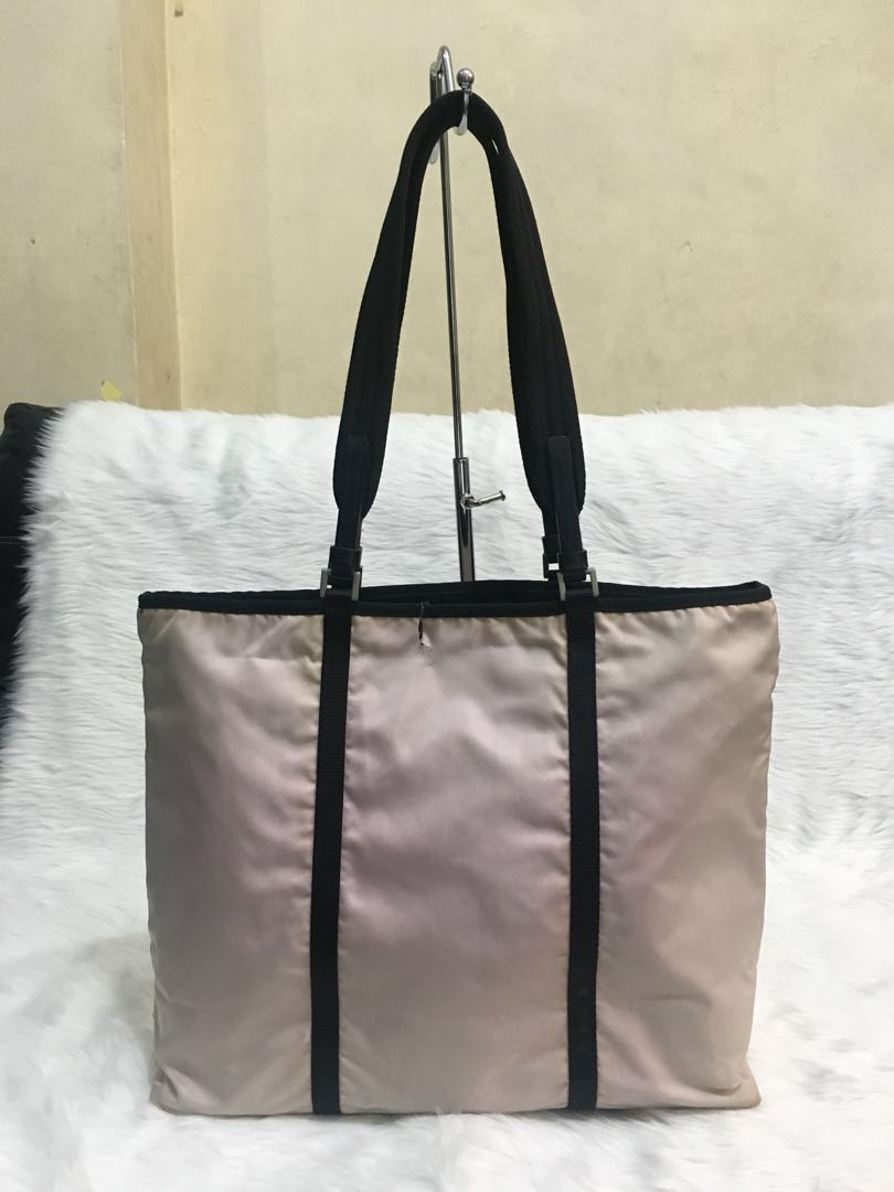 ee57f513cb4504 ... where to buy authentic prada tessuto nylon tote bag luxury bags wallets  on carousell 152c4 23fcd