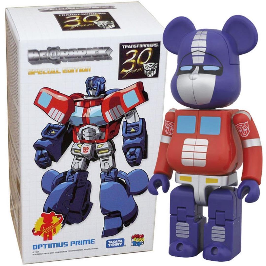 3cb6c2d5 Bearbrick Medicom Toy Transformers Optimus Prime 200%, Toys & Games ...