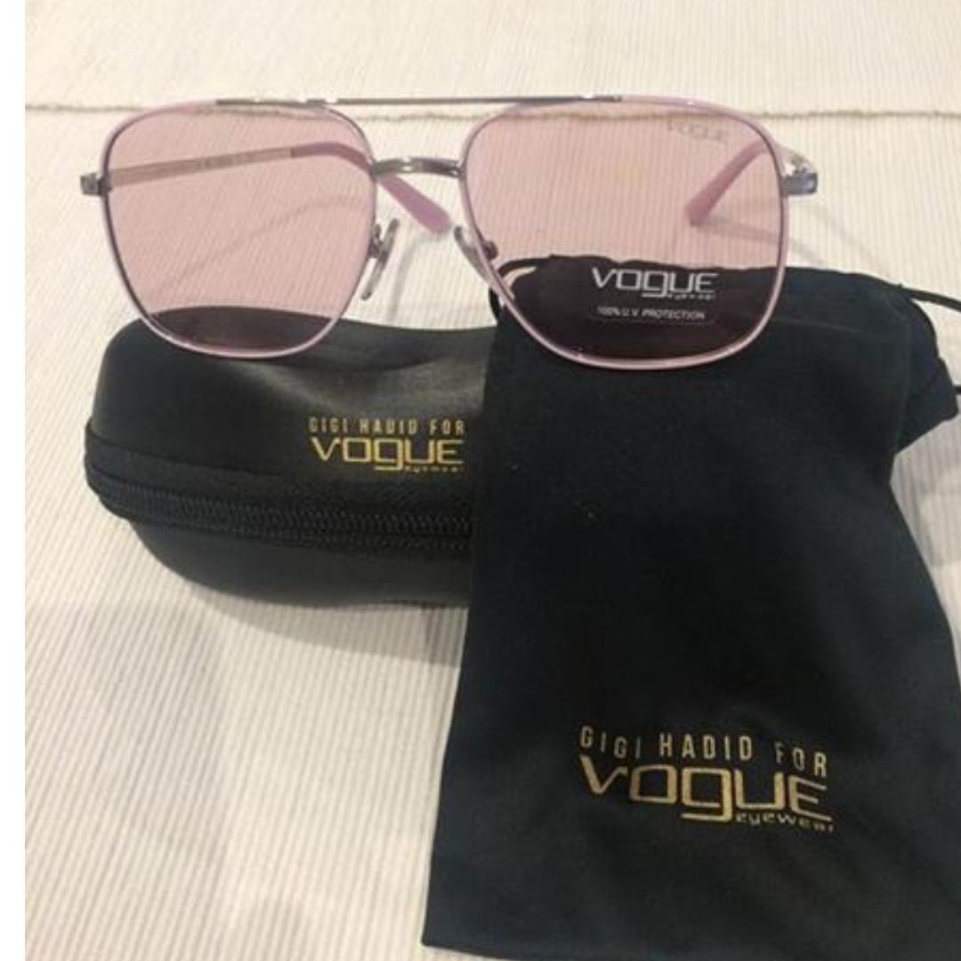 Brand new genuine sunglasses, Vogue eyewear by Gigi Hadid