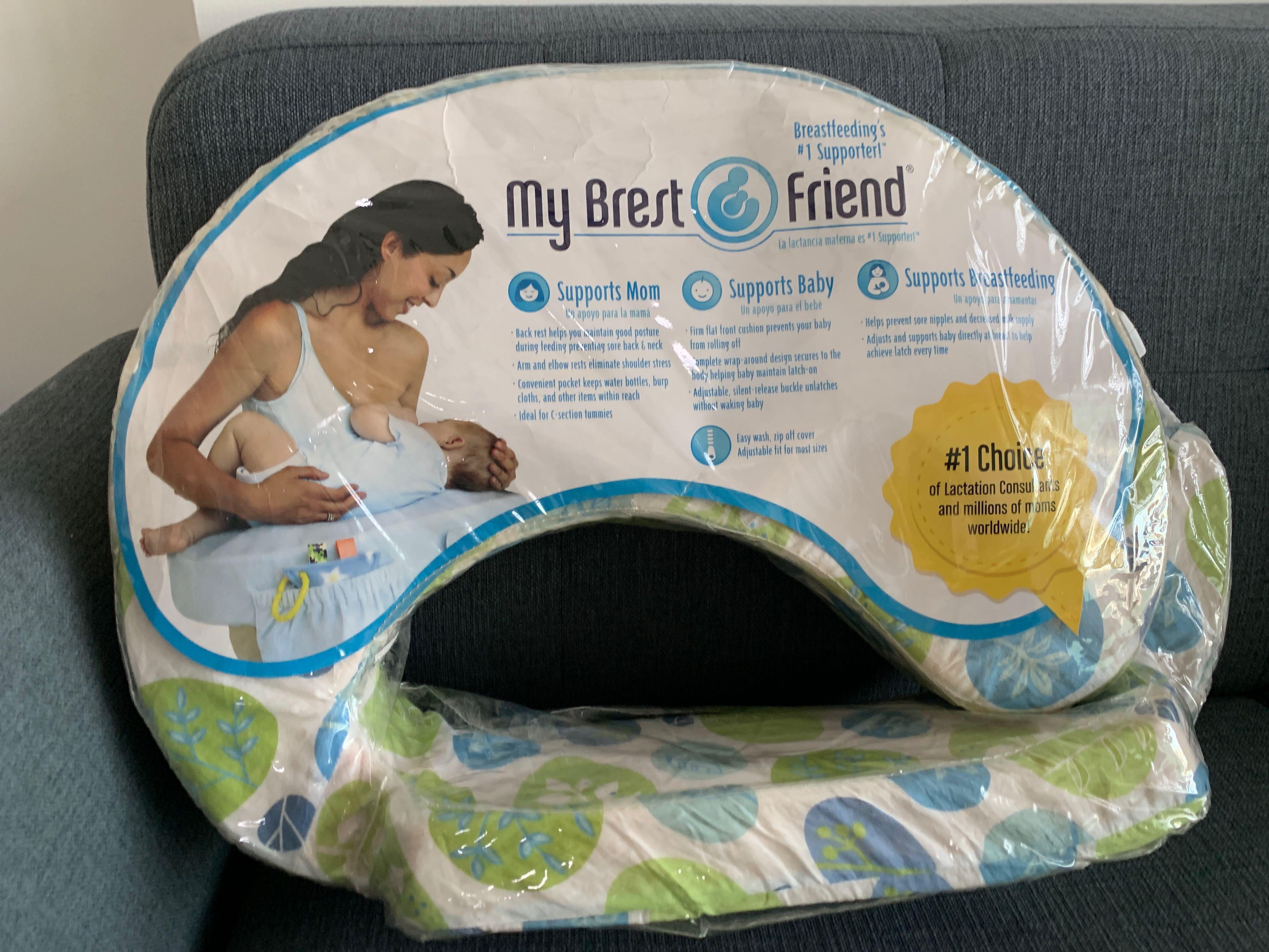 Breast Feeding Support Pillow Babies Kids Nursing Feeding On Carousell
