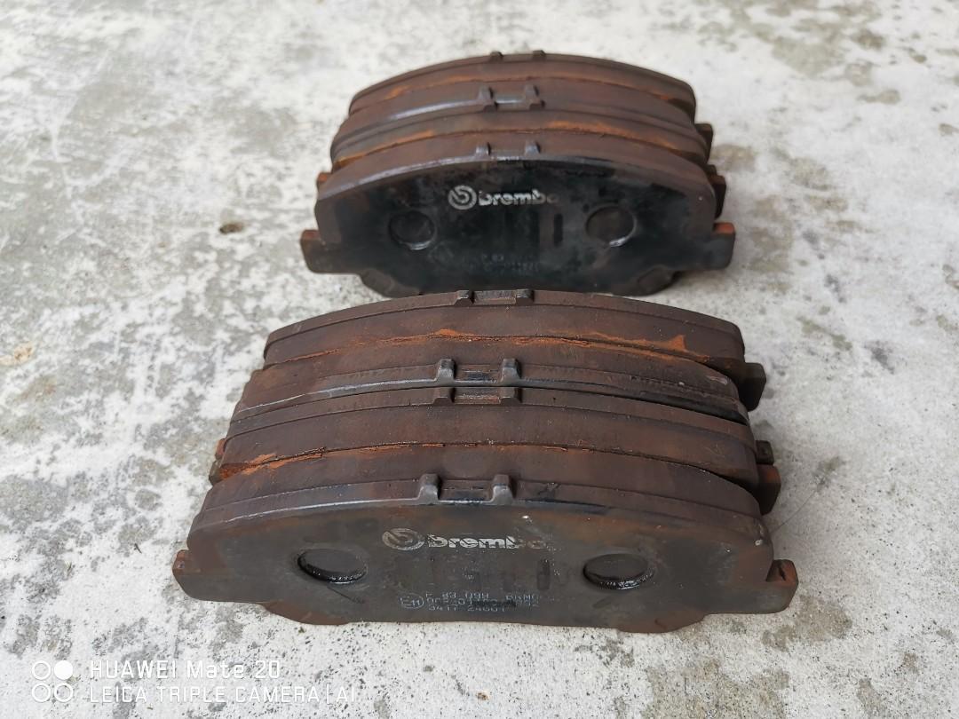 Brembo OEM Vellfire/Alphard Front Brake Pad