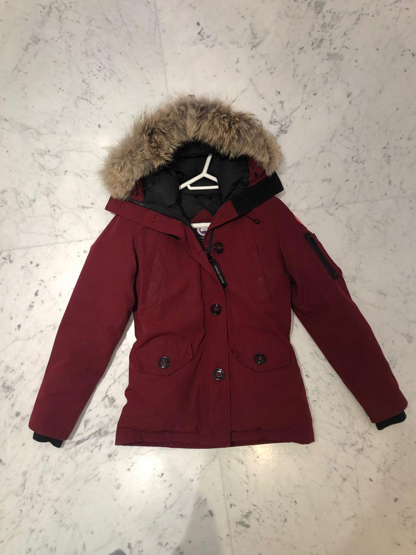 Canada Goose women's parka - exclusive colour - size small
