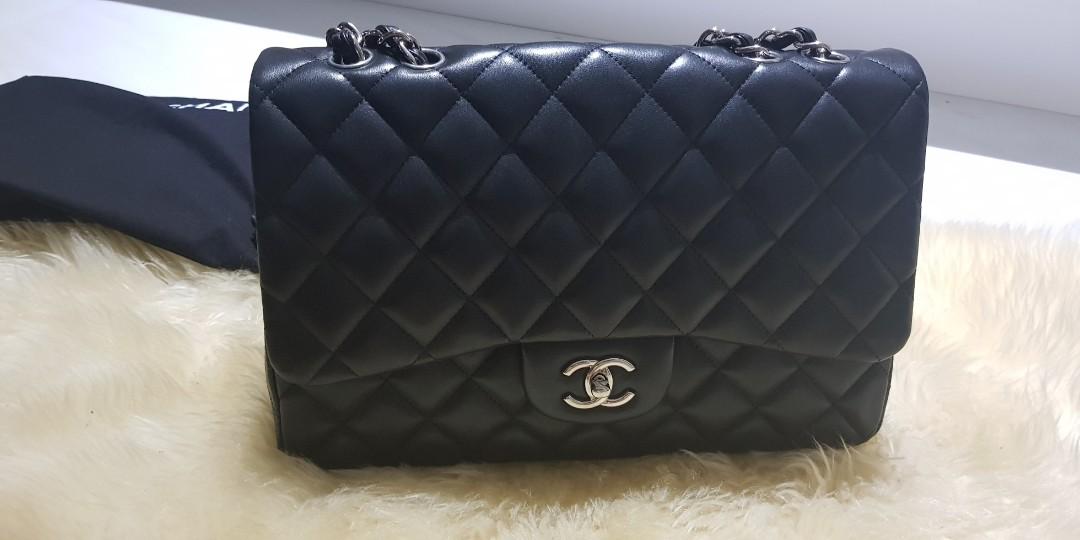 b6c9c9409b9427 Chanel Jumbo SHW #13 ** Sold To a Fast Buyer **, Luxury, Bags ...