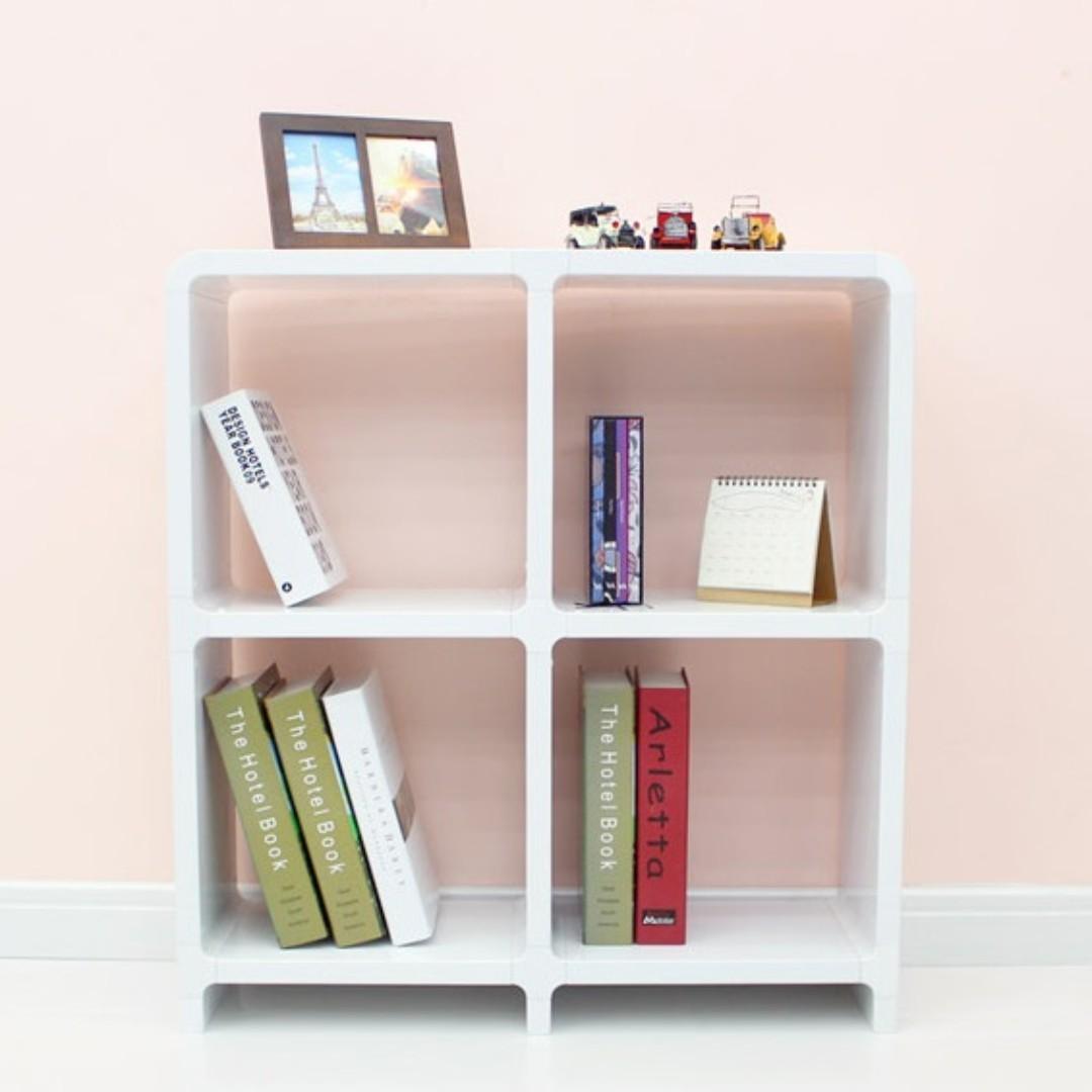 Cubics Shelf Diy