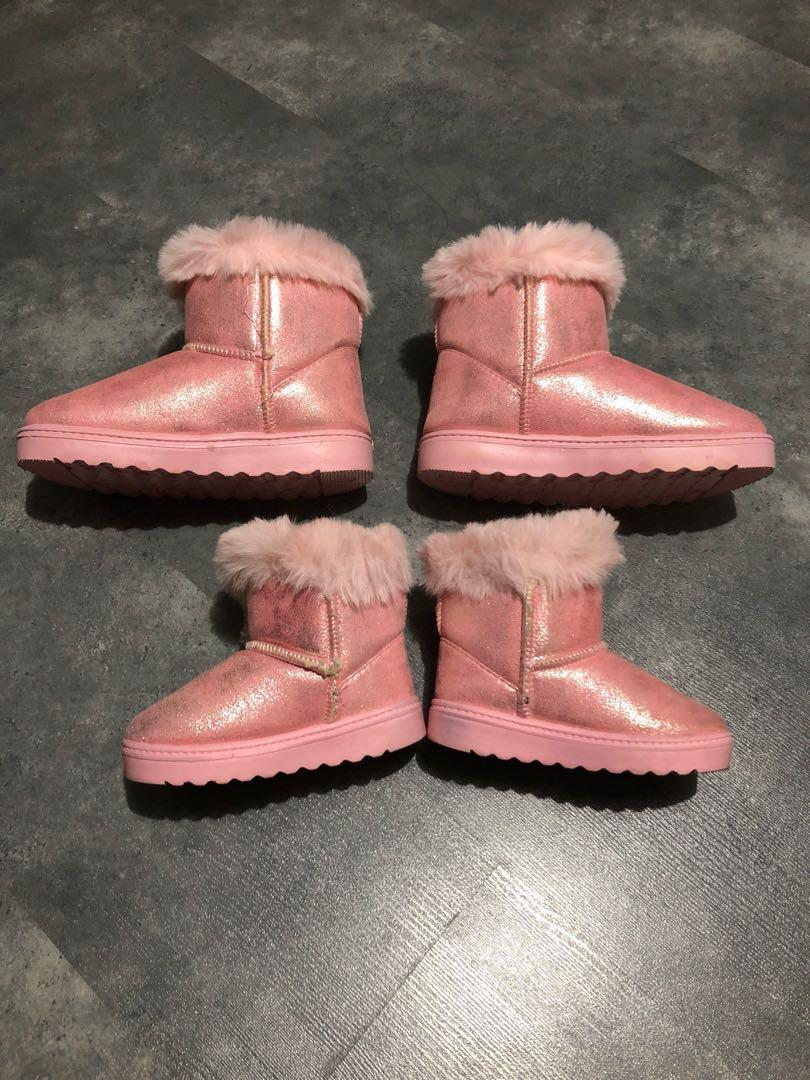 Girl Winter Boots