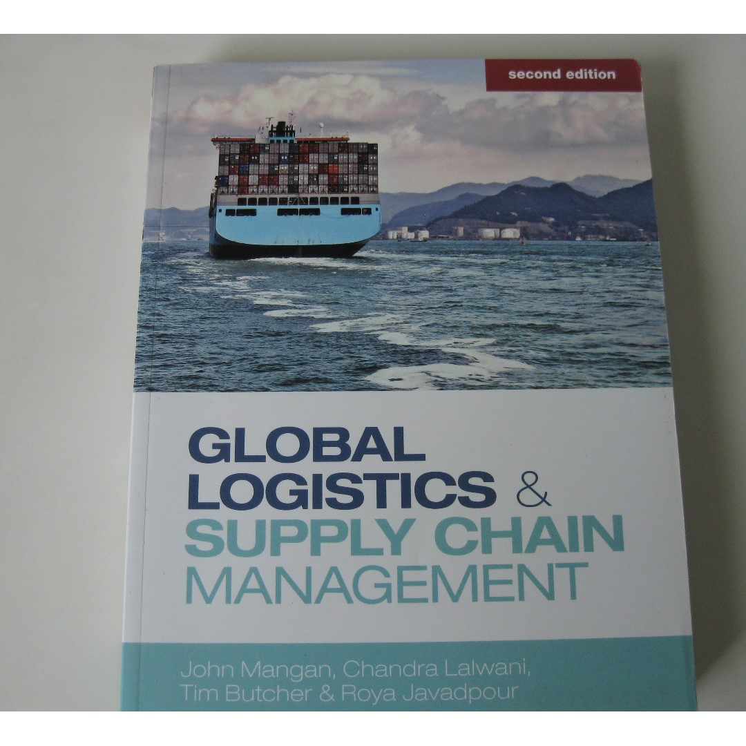 Global Logistics & Supply Chain Management Book (2nd edition)