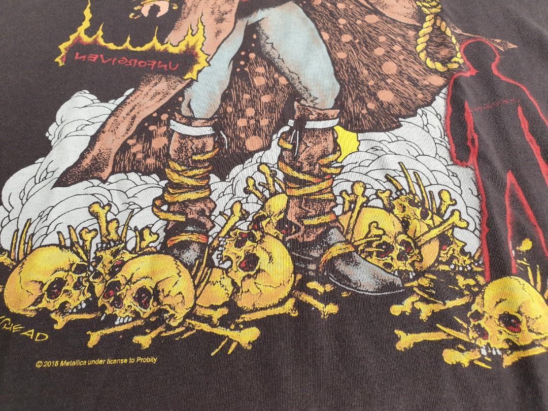 H&M T-shirt Metallica Unforgiven