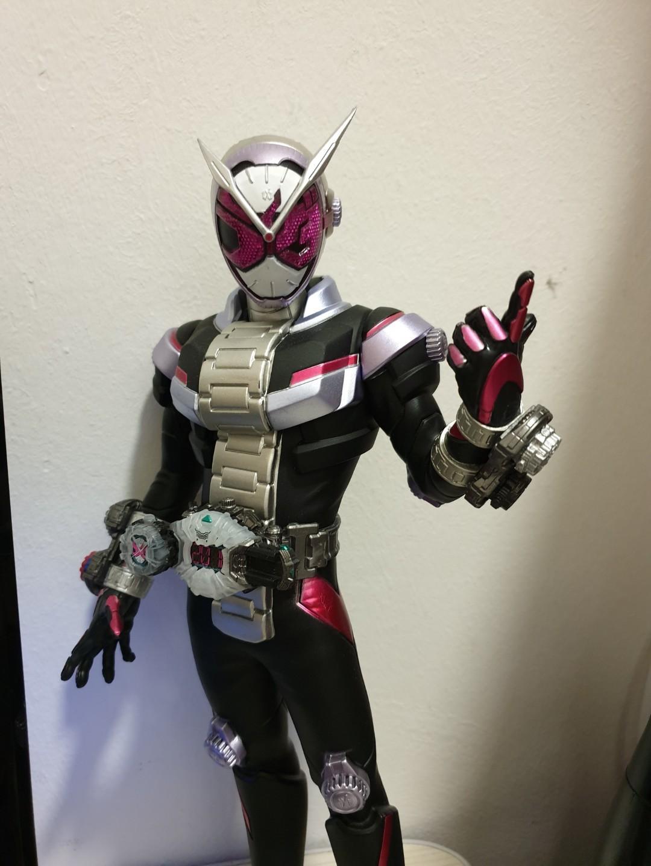 Kamen Rider Zi-O (ichiban kuji), Toys & Games, Bricks