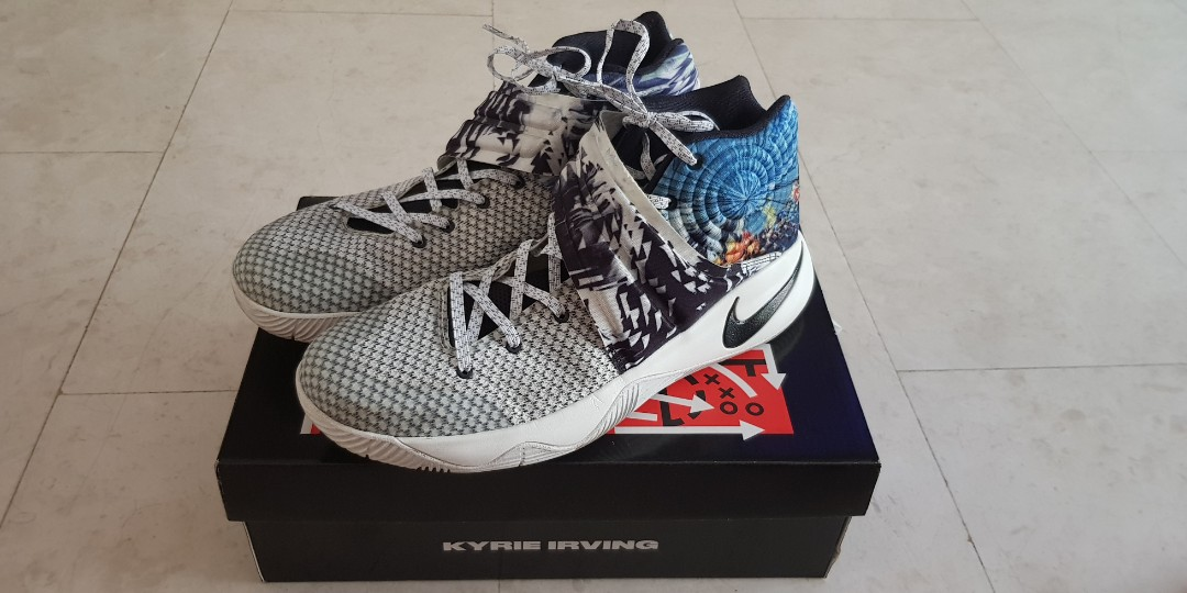 0f1b08f64dbfea Kyrie 2 Effect Basketball Shoes