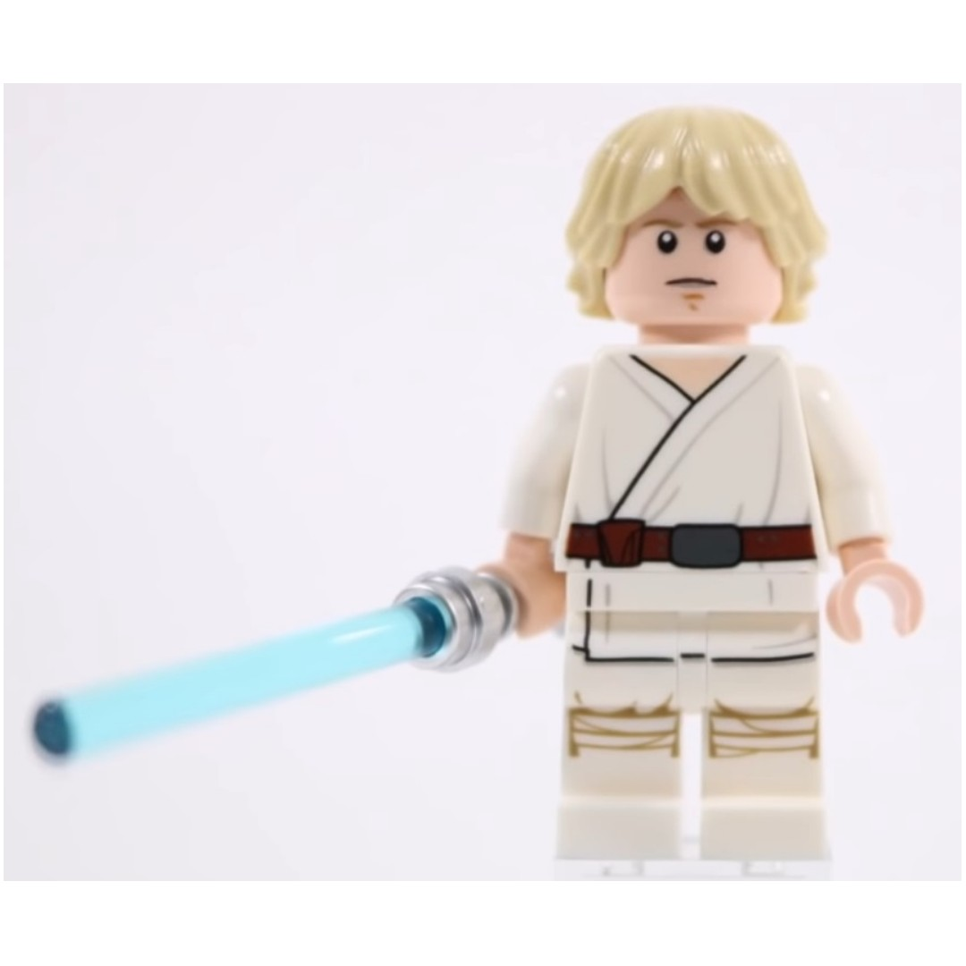 Lego Star Wars Luke Skywalker Limited Edition Toys Games