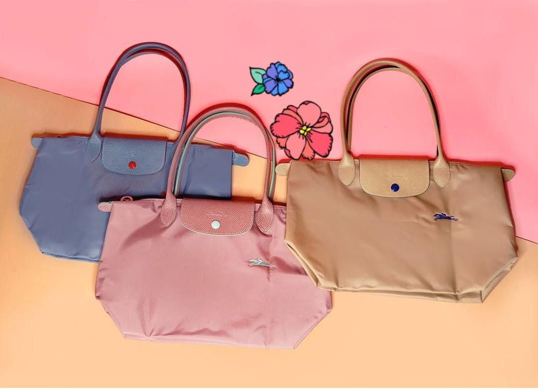 cc87200217b8 Longchamp Le Pliage Neo Club Tote   Shoulder Bag