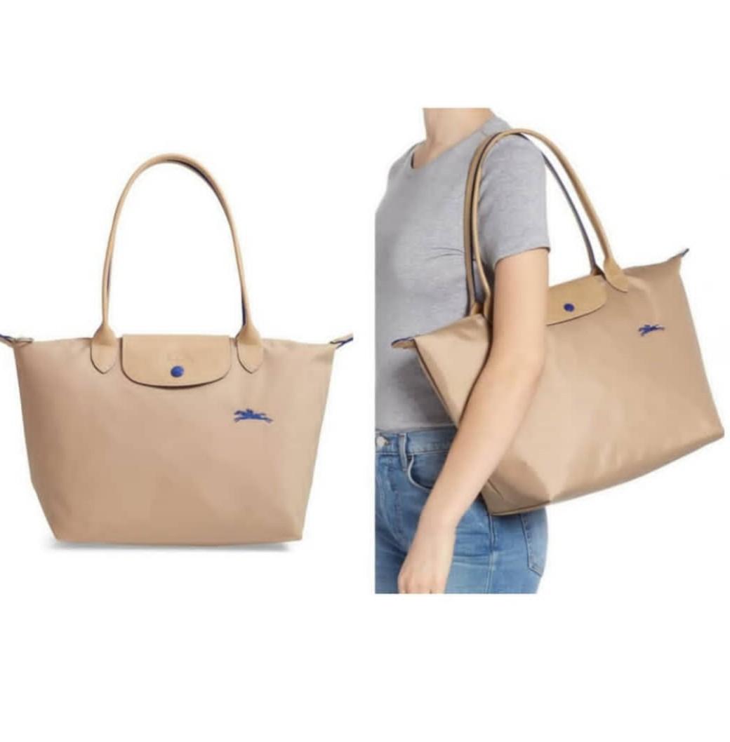 1d2a0614b6 Original Longchamp Le Pliage Neo Club Tote / Shoulder Bag, Women's ...