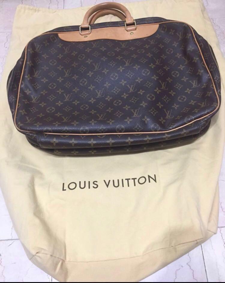 LV 手提旅行袋 連塵袋