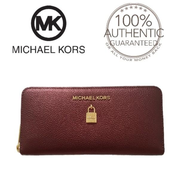 c4eb331207b1 Michael Kors Giftables Adele ZA Continental Long Leather Wallet ...