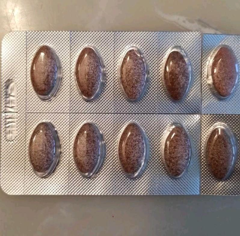 Miracle Berry Tablets  (10) Turns Sour/bitter to sweet!
