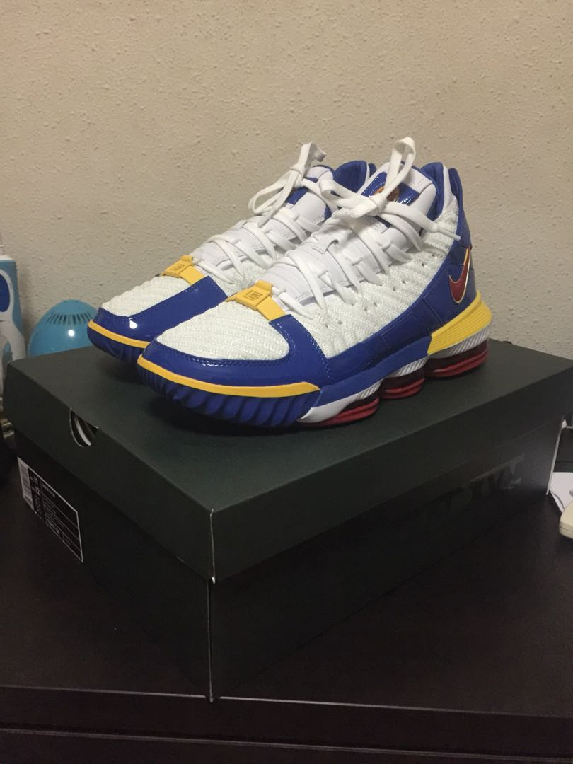 "46674c4ef72b Nike Lebron 16 ""Superbron"" SB"