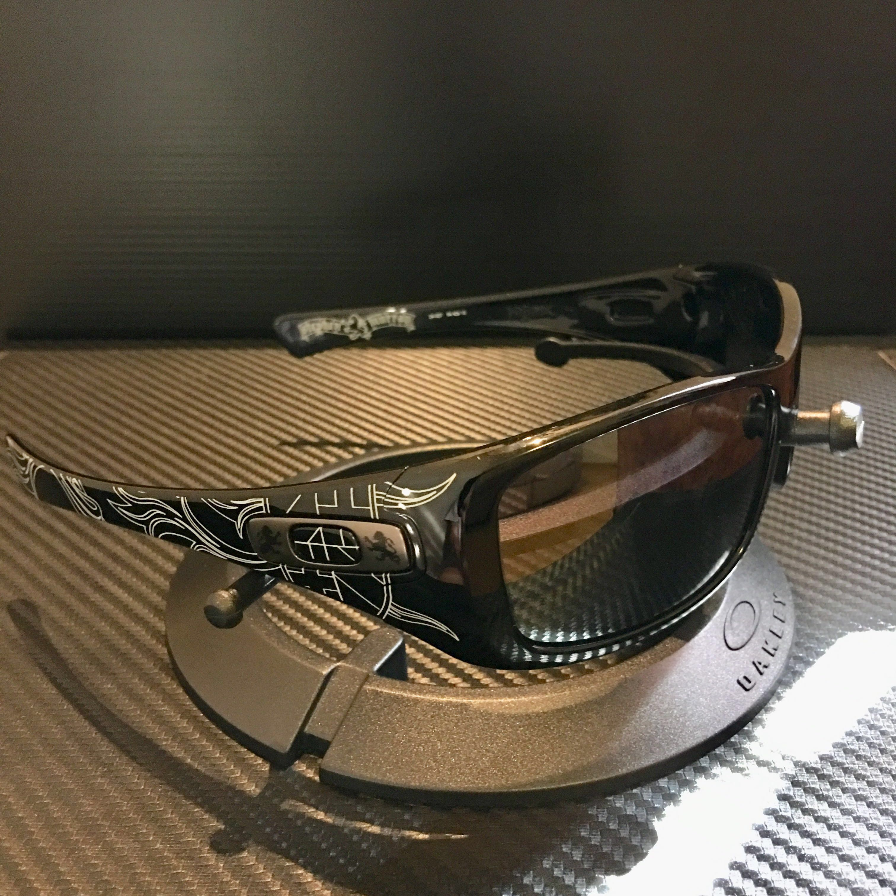 f16b1495e7 Oakley Hijinx Stephen Murray Edition + Black Iridium Lens