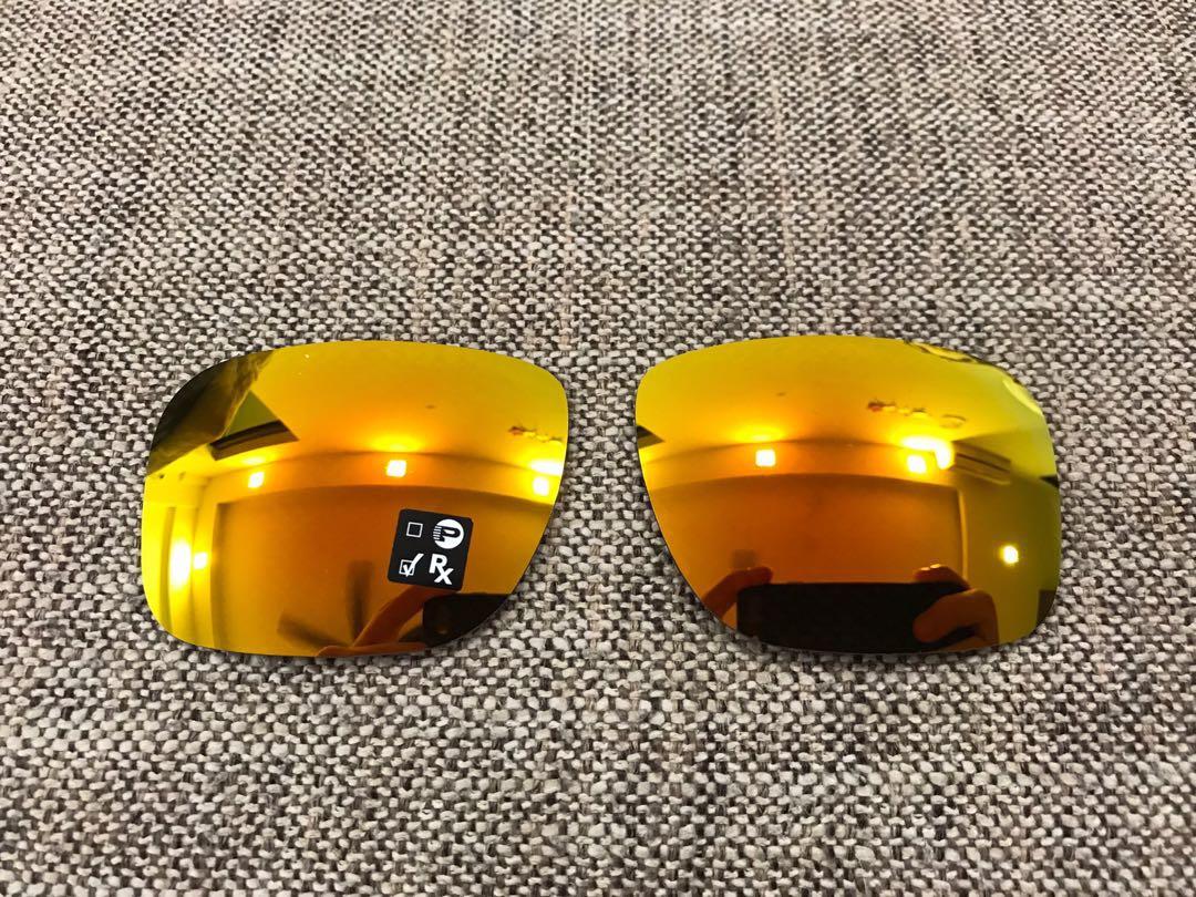 254c779dece Oakley™ HOLBROOK Asian Fit (Fire Iridium) Lenses Only