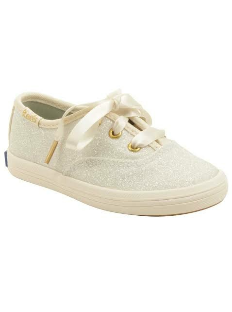 6ad1722ef2c0 Original Keds Kate Spade, Babies & Kids, Girls' Apparel, 1 to 3 Years on  Carousell