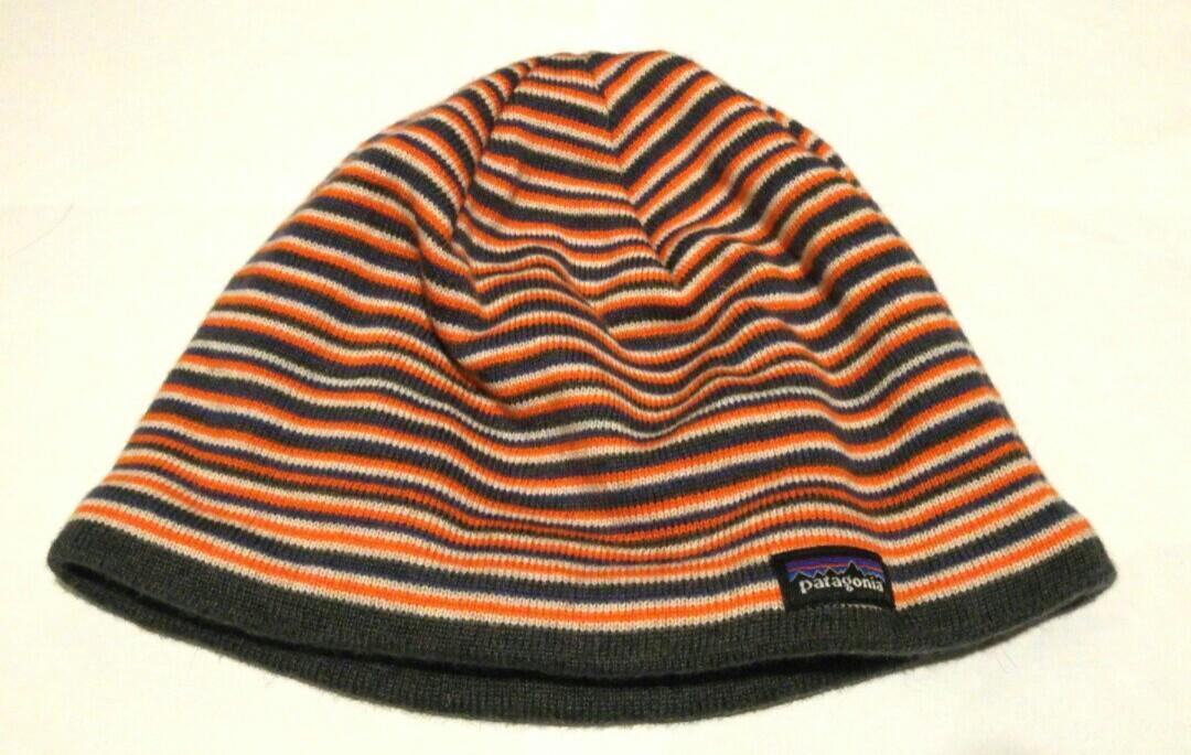 Patagonia wool hat 羊毛冷帽