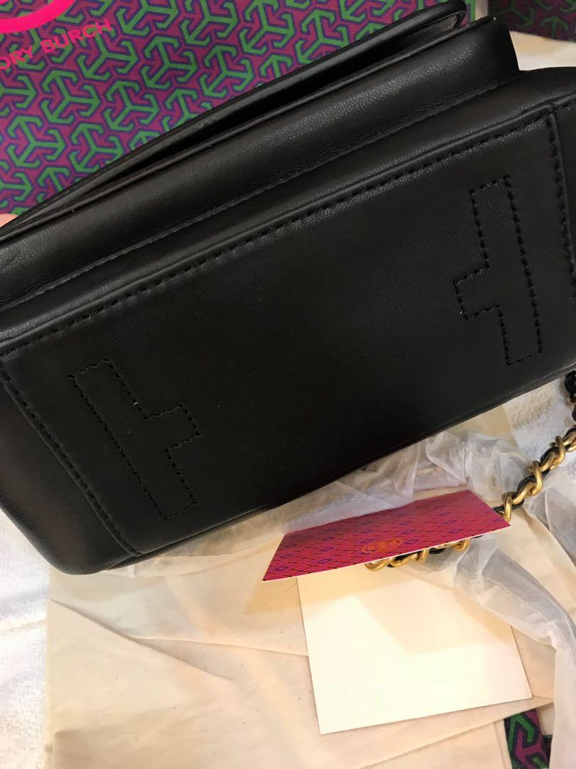 Ready stock Authentic Tory Burch Fleming totes