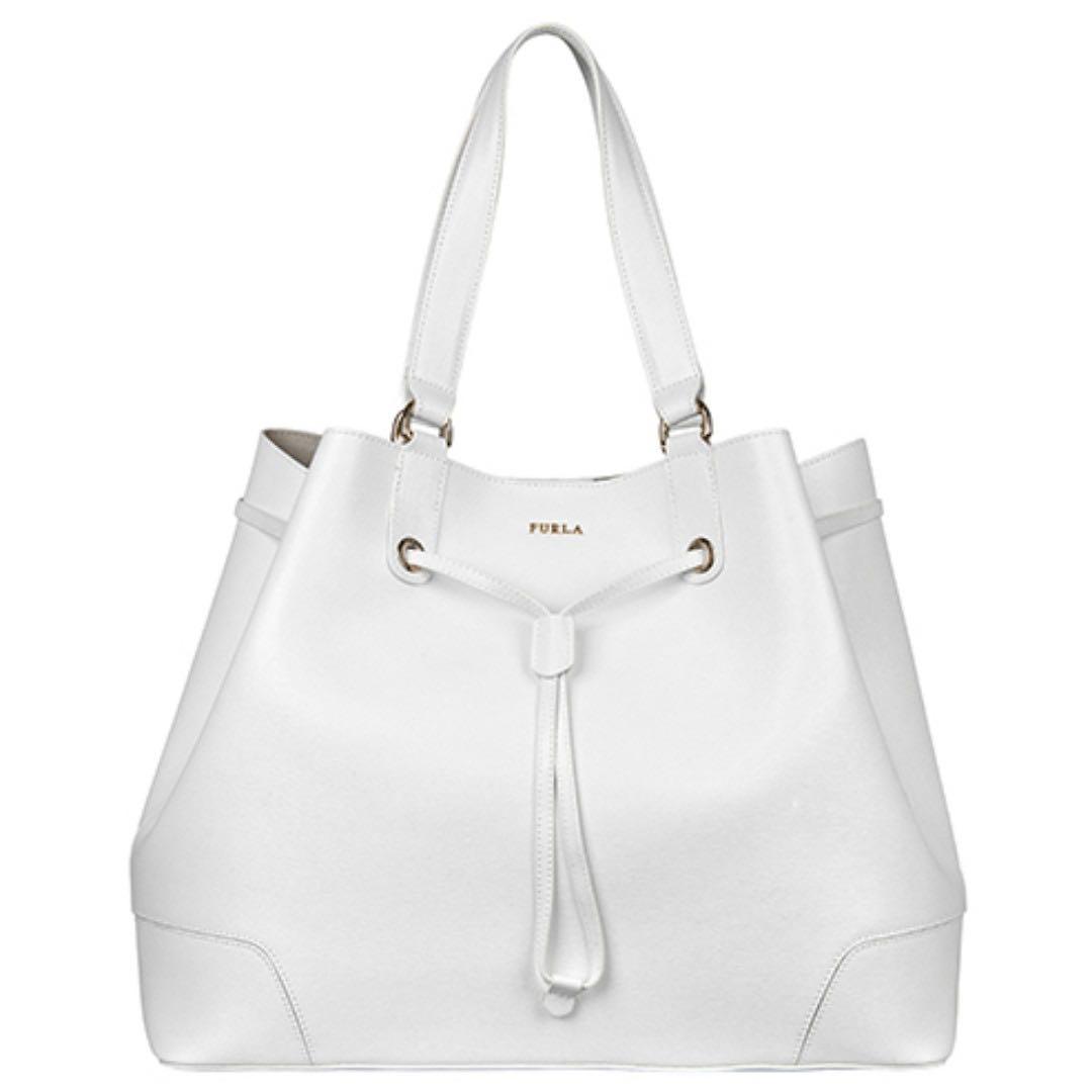 1f2e9b9c5ea8d REPRICED  BRAND NEW Furla Stacy Large Bucket Bag