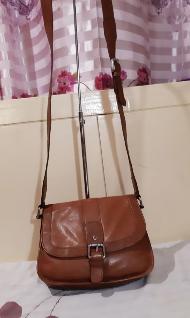 aa60917f57 Sale! Laura Ashley leather sling bag