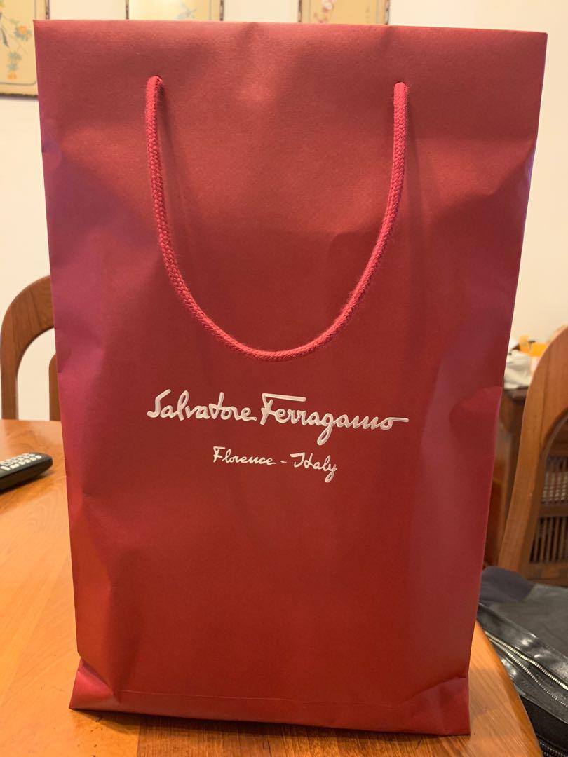 45de14596b Salvatore Ferragamo Paper Bag