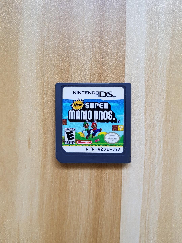 Super Mario Bros  - Nintendo DS Game