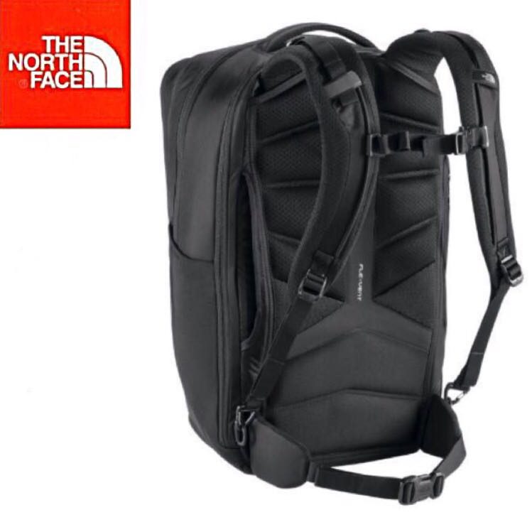 THE NORTH FACE ROUTER BACKPACK Color   TNF BLACK f3c8adccecd6