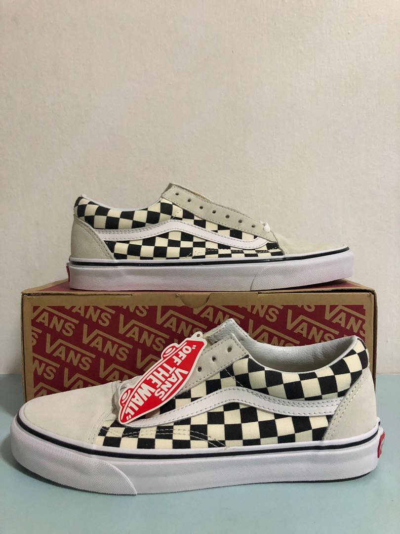 72b81e57794e Vans Old Skool Checkered